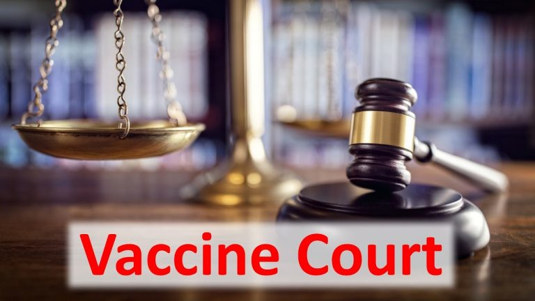 vaccine court myths