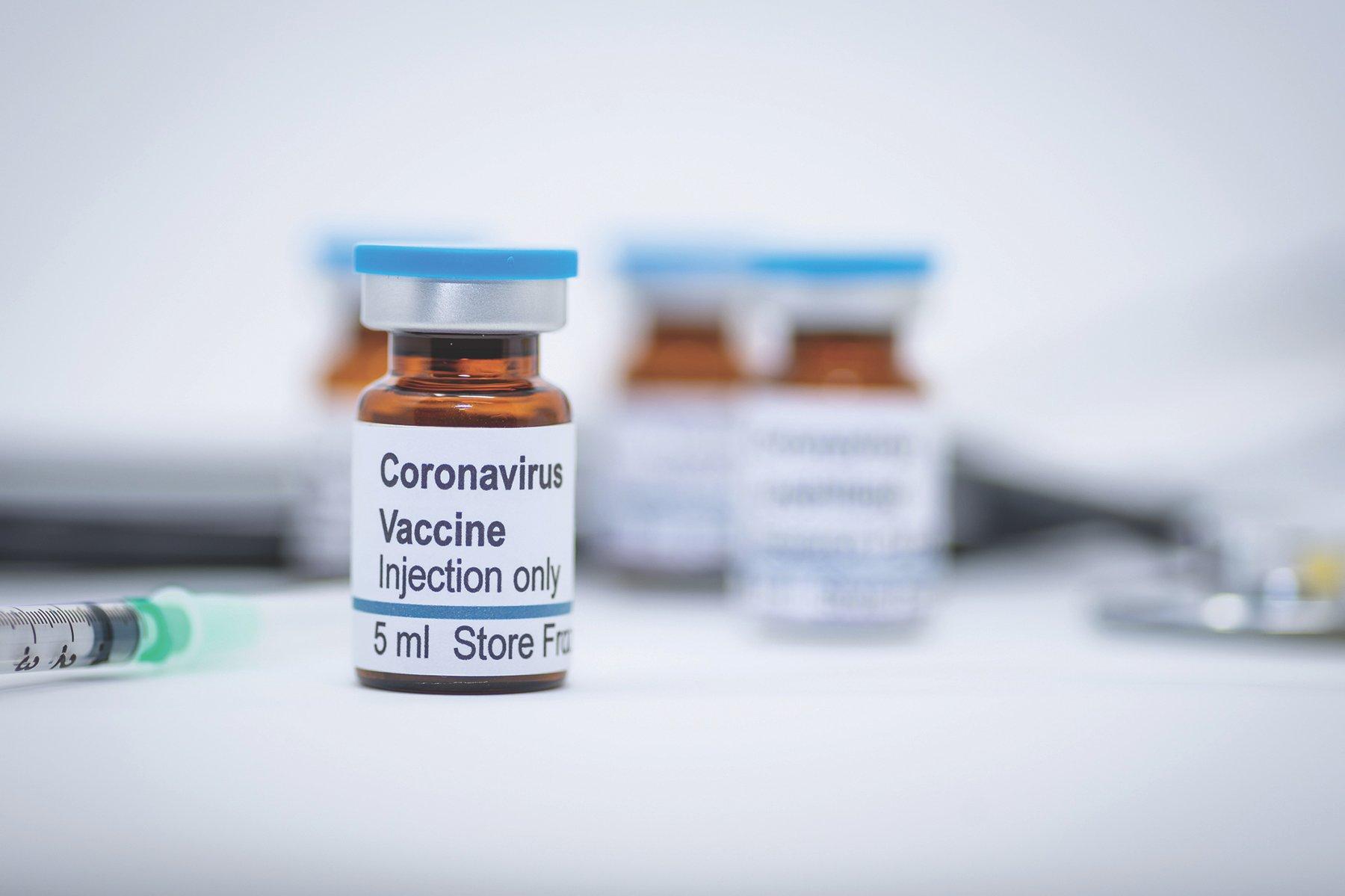 coronavirus vaccine testing