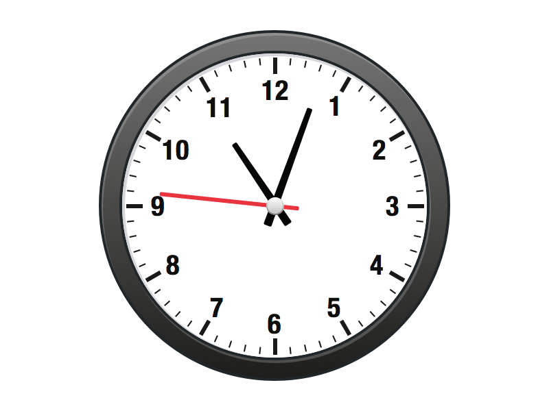 Alarm Half Hour