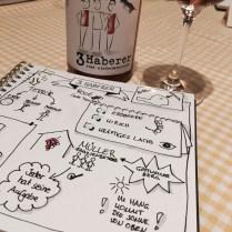 Wine Sketchnote