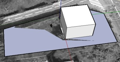Tutoriel SketchUp Tracer le terrain