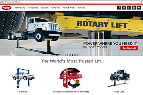 Rotary Lift expands digital offerings for facility planning assistant program