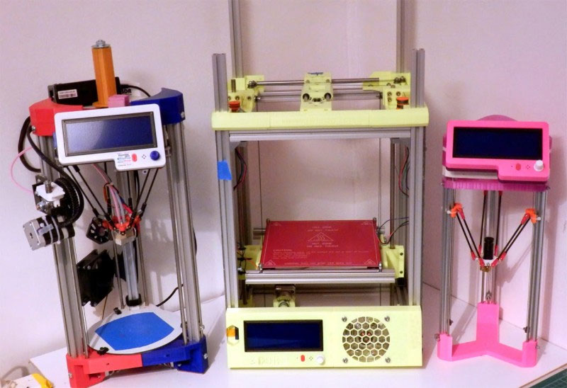 Inside3DP Exclusive : 3D Printing Maven Releases Four New 3D Printers