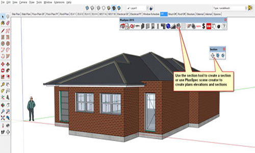 PlusSpec Draws Easy and Effortless Rules for 3D Designs in SketchUp