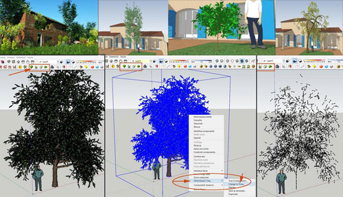 3D Tree Maker Plugin