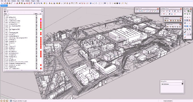 Architect Tools – The new sketchup extension