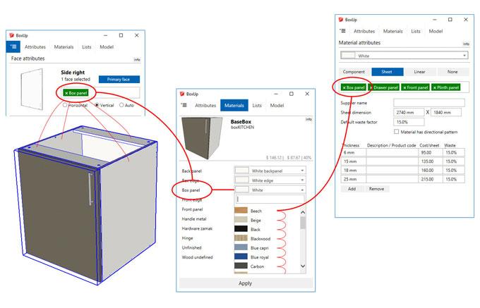 BoxUp XYZ 1.3.0 for sketchup