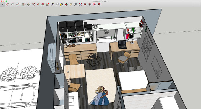 Eneroth View Memory for SketchUp