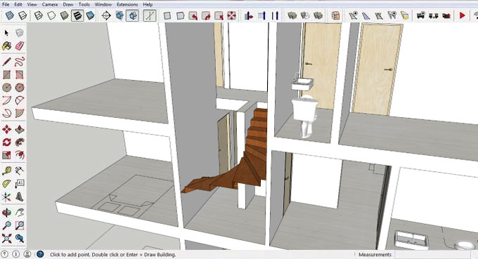 Eneroth Visual Merge – The newest sketchup extension in extension warehouse