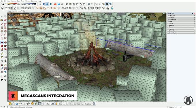 3D warehouse – Sketchup World