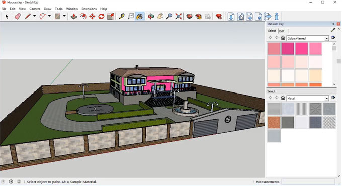 SketchUp-Collab – The newest sketchup extension
