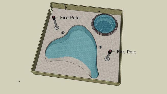 Basic Backyard Pool
