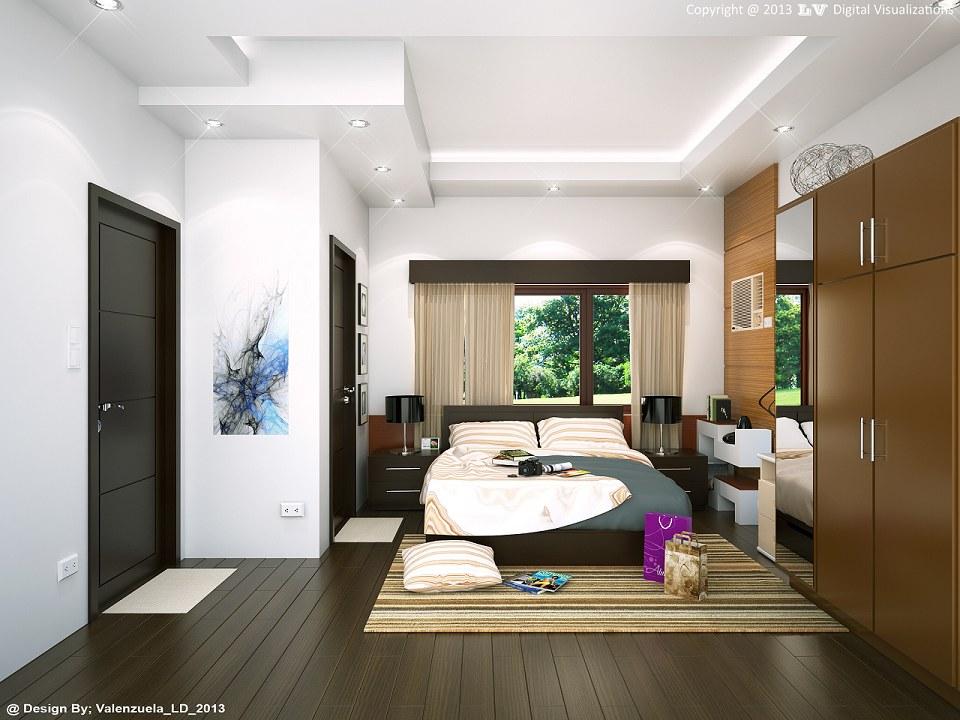 Free 3D Models BEDROOM MASTER BEDROOM Amp VISOPT By