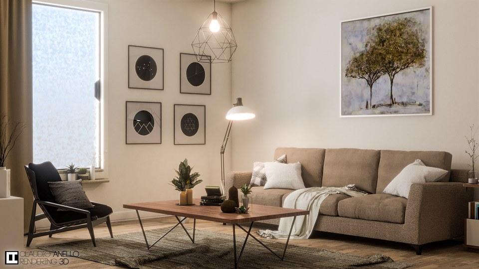 Home Interiors Paintings