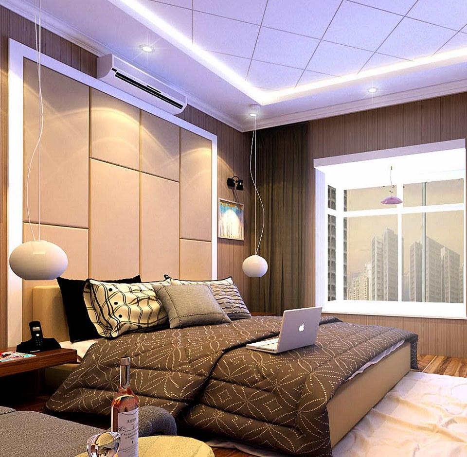 Free 3D Models - BEDROOM - ELEGANT BEDROOM & VRAY VISOPT ... on Bedroom Models  id=94252