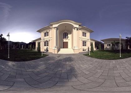 Admirably Free 3d Models Houses Villas Small Modern Villa
