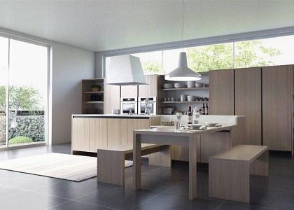 Free 3D Models - KITCHEN - MODERN KITCHEN KALI ITALIAN ... on Modern Model Kitchen  id=32152