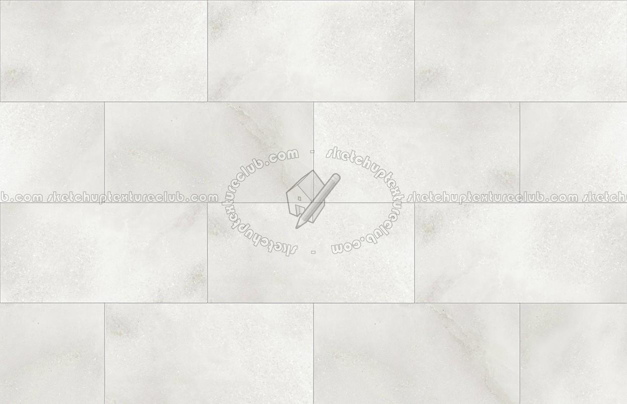 White Marble Floor Tile Texture Seamless