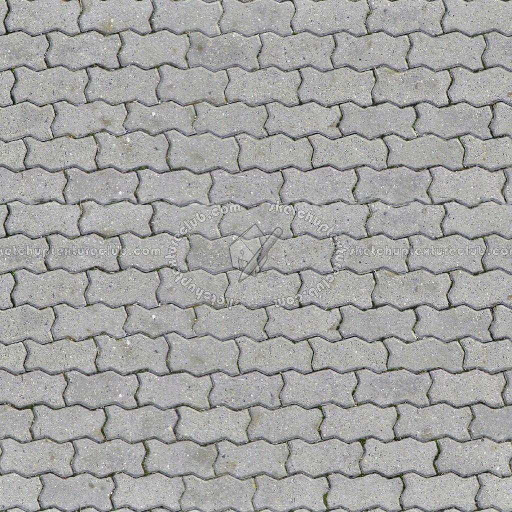 Paving Outdoor Concrete Regular Block Texture Seamless