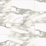 Calacatta White Marble Floor Tile Texture Seamless 14817