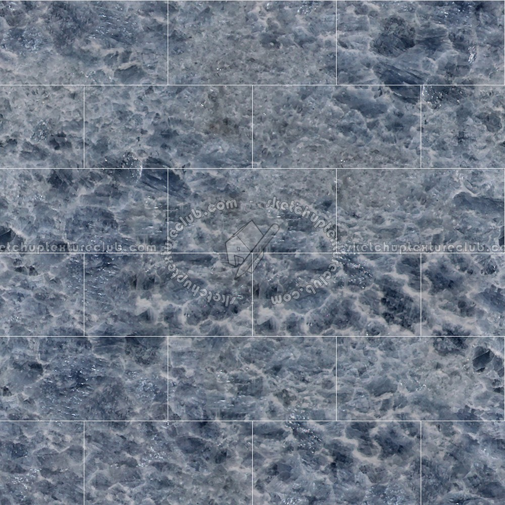 Navy Blue Seamless Marble Texture