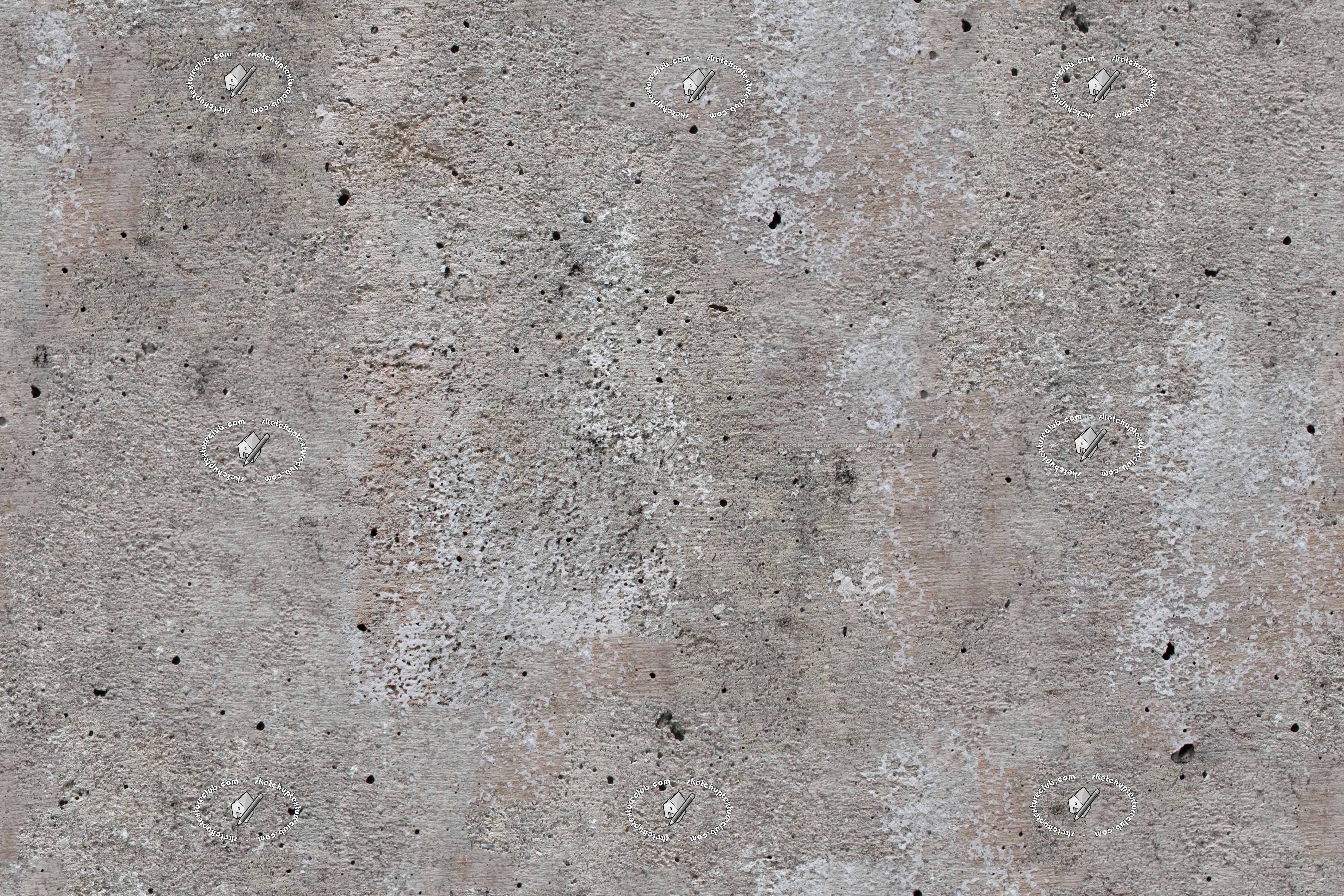 Dirty Concrete Wall Texture Seamless