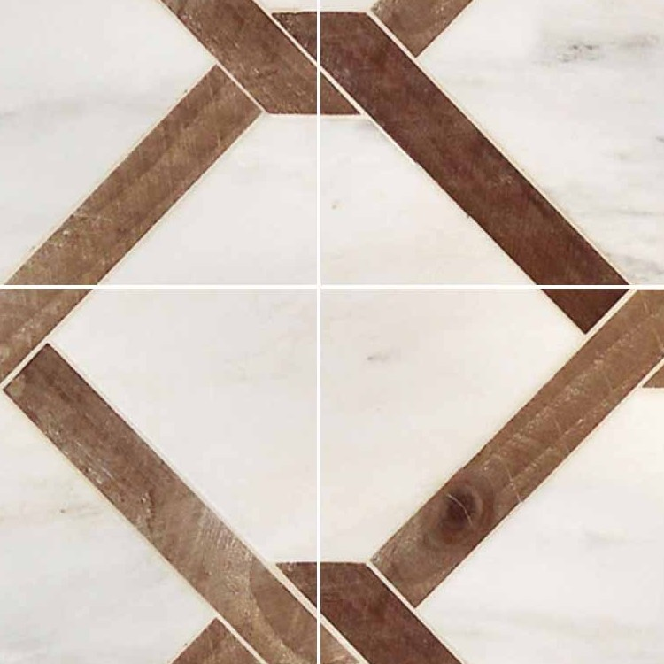 white floor marble and wood texture