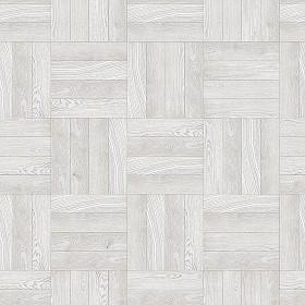 White Floor Texture Simple Wood Parquet Textures Seamless Intended