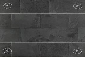 black slate tile texture seamless 20896
