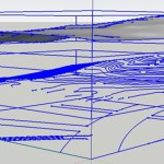 Using Imported Civil DWG Parking Layouts to Drape onto a Sandbox Topography Mesh in SketchUp Pro Tutorial