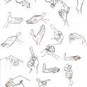 Milt Kahl Hands