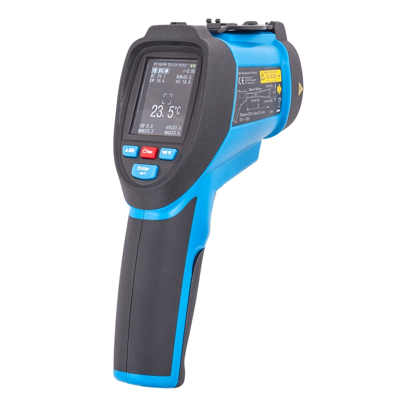 Infrared thermometer TKTL 40