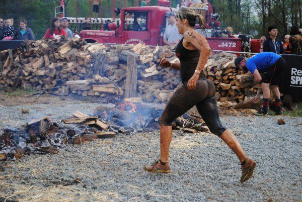 elite female spartan athlete isagenix