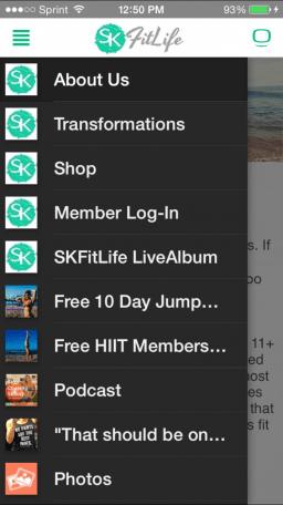 SKFitLife App
