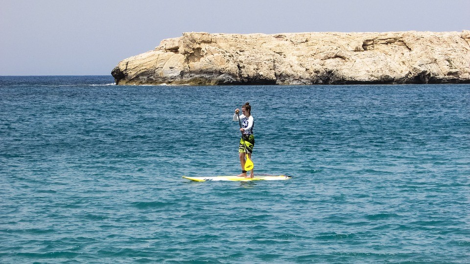 Lessons from the Paddleboard