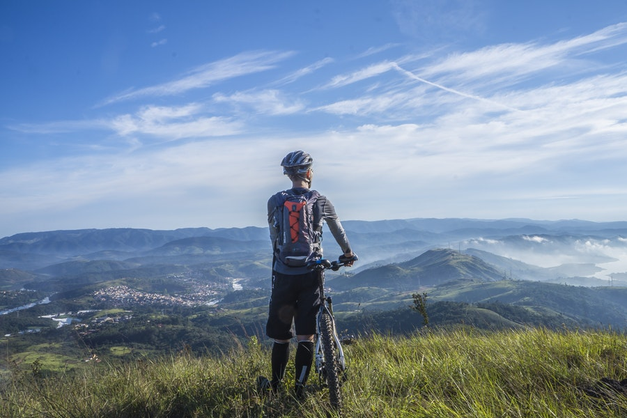 Top 5 Health Benefits of Cycling