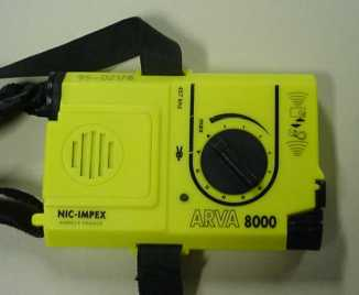 ARVA 8000 - Nic Impex