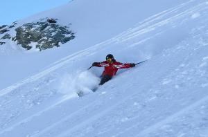 Cervinia Powder
