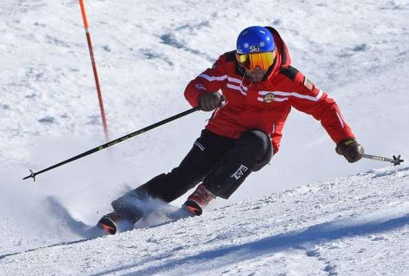 cervinia ski school