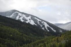 Beaver Creek Snow, Beaver Creek September Storm, Colorado September Snow Storm
