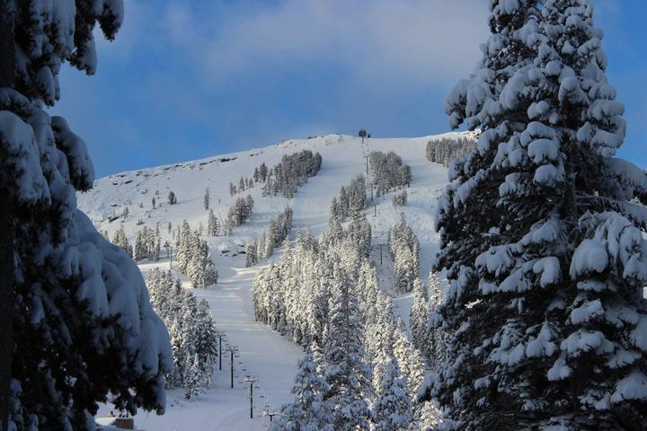 Kirkwood new snow