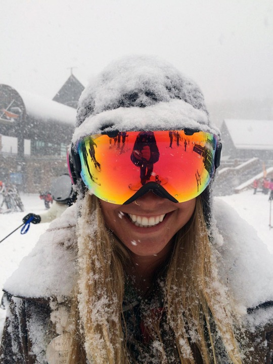 Telluride new snow