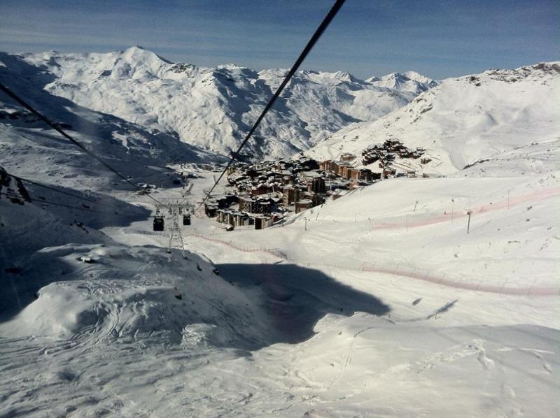 Val Thorens fresh snow, Val Thorens snow day, Val Thorens powder, Val Thorens ski resort