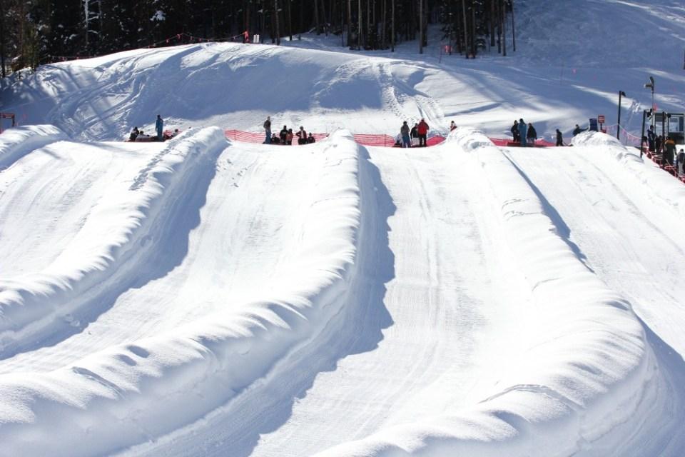The Tubing Hill, Copper Mountain, CO, Tubing Copper Mountain, Snow Tubing Colorado