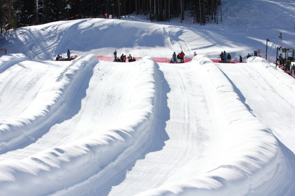 The Tubing Hill, Copper Mountain, CO, Tubing Copper Mountain, Snow Tubing Colorado