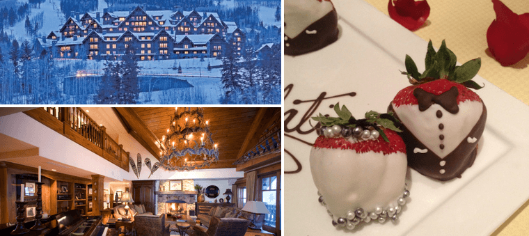 Mini Moon at Ritz Carlton, Bachelor Gulch at Beaver Creek, CO