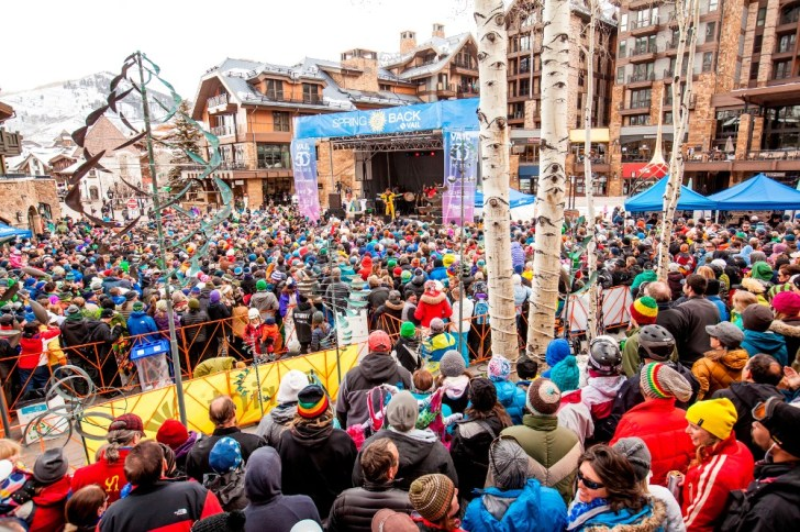 Jimmy Cliff at Spring Back to Vail