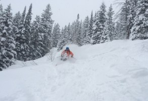 Jackson Hole hits 400 inches, Jackson Hole record breaking snow