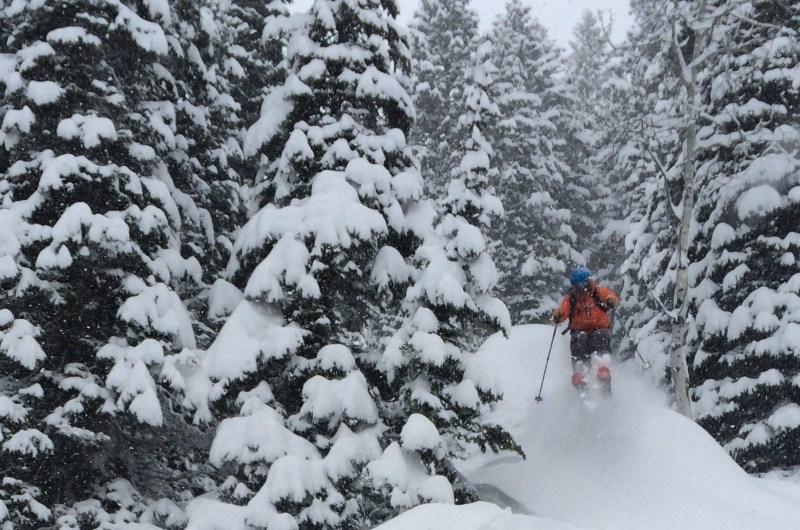fresh snow Jackson Hole, powder day Jackson Hole, 100 inches snow Jackson Hole 22 days