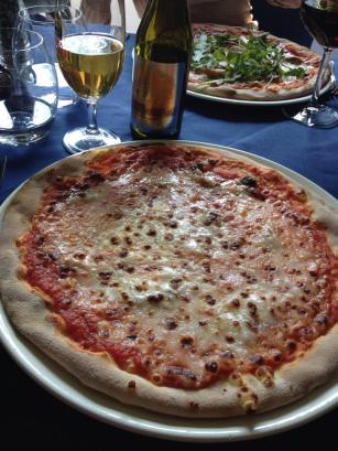 Courmayeur pizza, Mont Frety